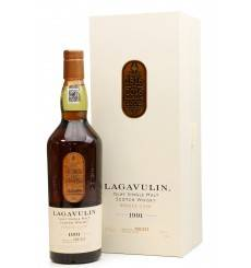 Lagavulin 1991 - 2016 Single Cask - 200th Anniversary