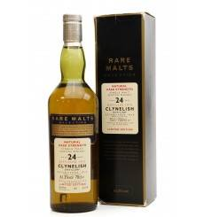 Clynelish 24 Years Old 1972 - Rare Malts