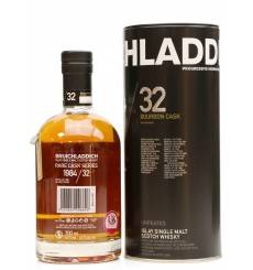 Bruichladdich 32 Years Old 1984 - Rare Cask Series
