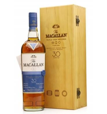 Macallan 30 Years Old - Fine Oak