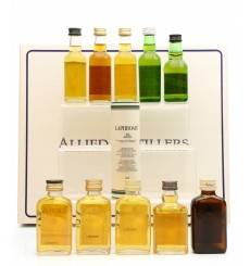 Allied Distillers Miniature Collection (10x5cl)