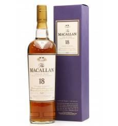 Macallan 18 Years Old 1987