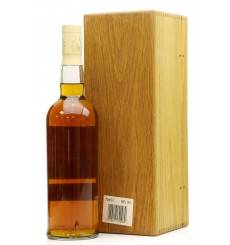 Glenmorangie 1981 - 2002 Sauternes Wood Finish