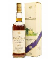 Macallan 18 Years Old 1977