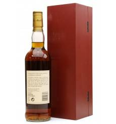 Macallan 25 Years Old - Anniversary Malt Sherry Oak