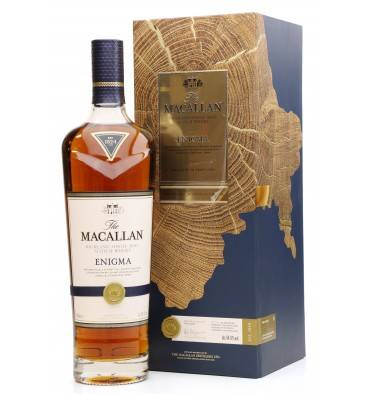 Macallan Enigma - Quest Collection for Travel Retail