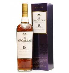 Macallan 18 Years Old 1988