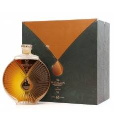 Macallan 65 Years Old - Lalique VI