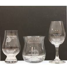 Bruichladdich Assorted Glasses X3