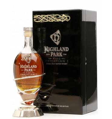 Highland Park The Warrior Series - King Christian 1