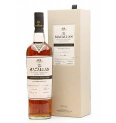 Macallan 2005 - 2017 Exceptional Single Cask No.4