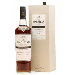 Macallan 2002 - 2017 Exceptional Single Cask No.5