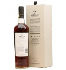 Macallan 1996 - 2017 Exceptional Single Cask No.7 (Us Import)