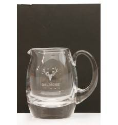 Dalmore Heavy-Weight Glass Water Jug