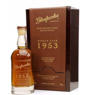 Glenfarclas 1953 - 2012 Single Cask 1 of 97