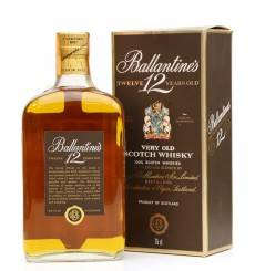 Ballantine's 12 Years Old (75cl)