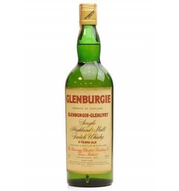 Glenburgie - Glenlivet 5 Years Old (75cl)