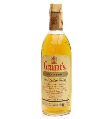 Grant's Stand Fast - Glenfiddich & Balvenie (75cl)