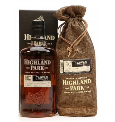 Highland Park 14 Years Old 2003 Single Cask - Taiwan Duty Free Exclusive