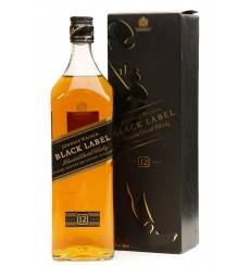 Johnnie Walker 12 Years Old - Black Label Extra Special (1 Litre)
