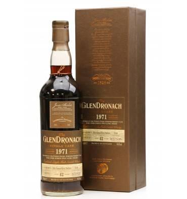 Glendronach 42 Years Old 1971 - Single Cask No.1246