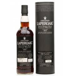 Laphroaig 27 Years Old 1980 (1 of 94 bottles)