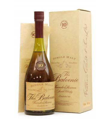 Balvenie 10 Years Old - Founder's Reserve