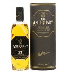 Antiquary 12 Years Old - Superior Deluxe