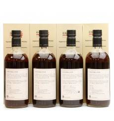 Karuizawa Cask Strength - 1st, 2nd, 3rd & 4th Release