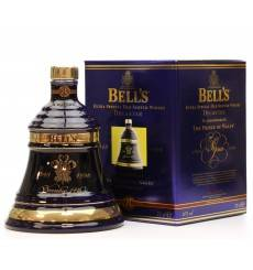 Bell's Decanter - Prince Of Wales 50th Birthday