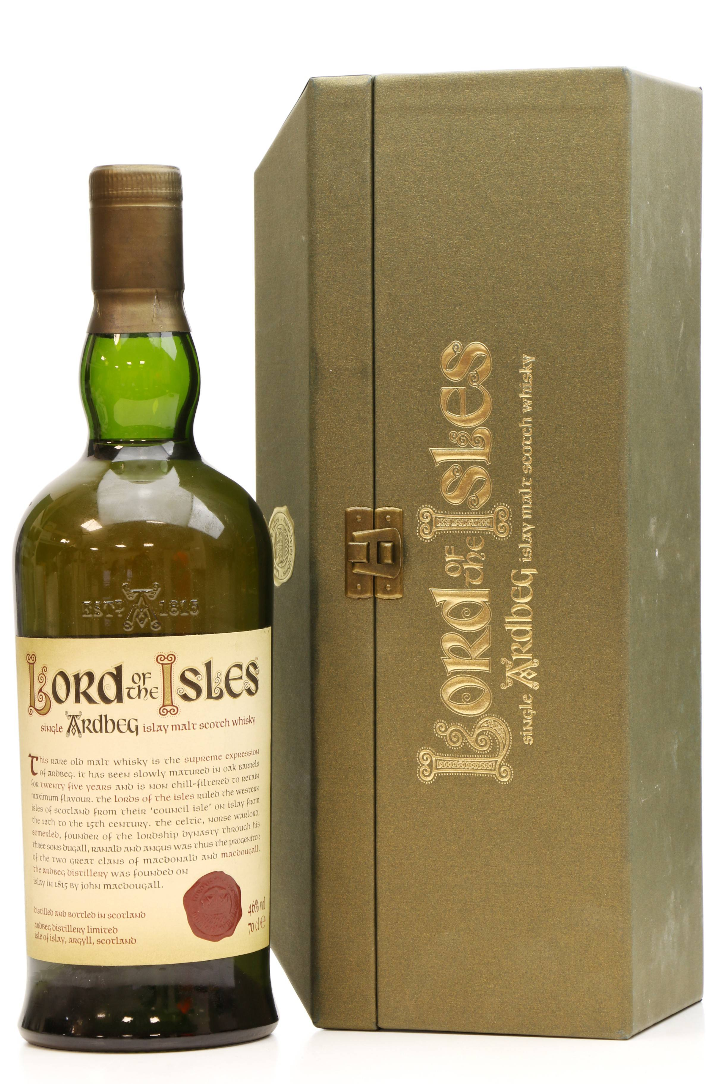 Ardbeg Lord Of The Isles - Just Whisky Auctions