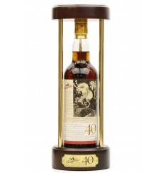 "Glenfarclas 40 Years Old - Scottish Classic ""Tam O' Shanter"""