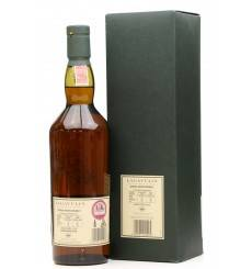 Lagavulin 21 Years Old 1985 - 2007 Limited Edition