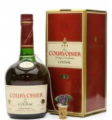 Courvoisier Cognac - 3 Star Luxe & Grape stopper