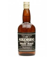 Ardbeg 17 Years Old - Cadenhead's Dumpy