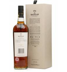Macallan 2003 - 2017 Exceptional Single Cask No.13 (UK Exclusive)