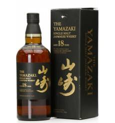 Yamazaki 18 Years Old - Suntory (US 75cl Version)