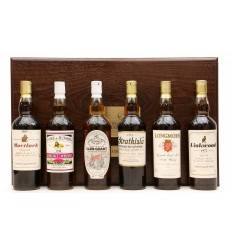 Gordon & MacPhail Speyside Collection (6x70cl)