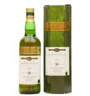 Sprinbank 34 Years Old 1969 - The Old Malt Cask Special Cask Strength