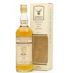 Brora 1972 - 1996 G&M Connoisseurs Choice