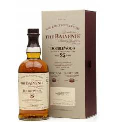 Balvenie 25 Years Old - DoubleWood 25th Anniversary
