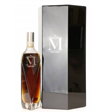 Macallan M - 1824 Series Decanter