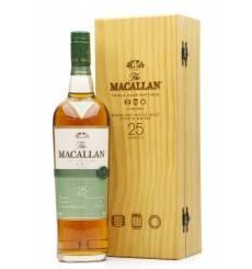 Macallan 25 Years Old - Fine Oak