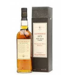 Glenmorangie 1975 - 1995 Port Wood Finish
