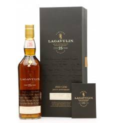 Lagavulin 25 Years Old - 200th Anniversary Limited Edition (No.8,000 of 8,000)