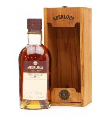 Aberlour 13 Years Old - Distillery Exclusive Sherry Cask 2018