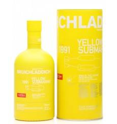 Bruichladdich 25 Years Old 1991 Yellow Submarine - WMDIII The Legend Resurfaces