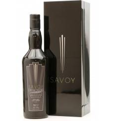 Macallan 21 Years Old - Savoy Edition 1