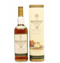 Macallan 15 Years Old 1984