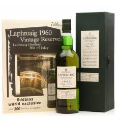 Laphroaig 1960 Vintage Reserve